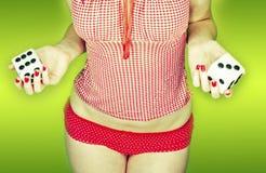 Ragazza sexy Immagine Stock Libera da Diritti