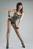 Ragazza sexy del danzatore Immagini Stock