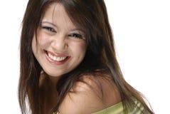 Ragazza sorridente Immagine Stock