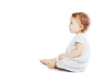 Ragazza sveglia del bambino Immagine Stock Libera da Diritti