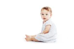 Ragazza sveglia del bambino Fotografie Stock Libere da Diritti
