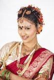 Ragazza tamil Fotografia Stock