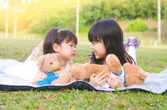 Ragazze asiatiche immagine stock