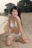 ragazze del bikini Fotografia Stock Libera da Diritti
