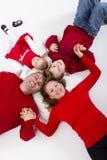 Ragazze e ragazzi nella nostra famiglia Fotografie Stock