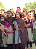 Ragazze, gioventù, Fotografie Stock Libere da Diritti