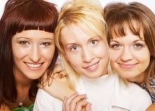Ragazze teenager felici immagini stock