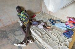 Ragazzi africani Immagini Stock
