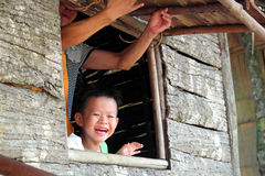 Ragazzo asiatico Fotografia Stock Libera da Diritti