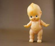 Ragazzo d'annata della bambola immagine stock
