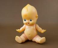 Ragazzo d'annata della bambola immagini stock libere da diritti