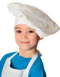 Ragazzo del cuoco Fotografia Stock Libera da Diritti
