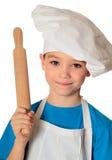 Ragazzo del cuoco Fotografie Stock Libere da Diritti