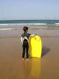 Ragazzo del surfista Immagini Stock Libere da Diritti