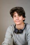 Ragazzo dell'adolescente Fotografie Stock Libere da Diritti