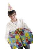 Ragazzo di compleanno Immagini Stock