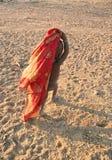 Ragazzo di Himba, Namibia Immagini Stock Libere da Diritti