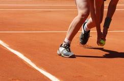 Ragazzo di sfera in Roland Garros 2011 Fotografie Stock