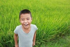 Ragazzo felice immagine stock