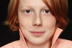 Ragazzo teenager Fotografie Stock Libere da Diritti