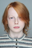 Ragazzo teenager Immagini Stock Libere da Diritti