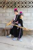 Ragazzo tribale Fotografie Stock