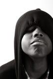 Ragazzo in un hoodie Fotografia Stock Libera da Diritti