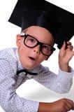 Ragazzo - uno scolaro Immagini Stock