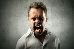 Rage Stock Photos