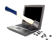 Rage Against Computers Stock Photo