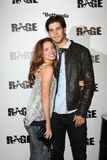 Rage, Molly Burnett, Casey Deidrick Royalty Free Stock Image