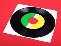 Raggae Record Royalty Free Stock Image