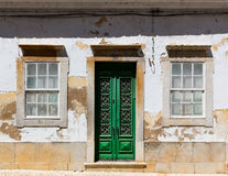 Ragged building Stock Images