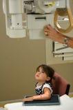 Raggi x - bambini Immagini Stock