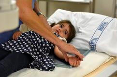 Raggi x - bambini Fotografia Stock Libera da Diritti