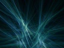 Raggi blu illustrazione di stock