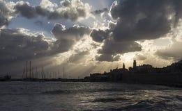 Raggi del sole 2 Immagine Stock Libera da Diritti