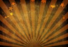 Raggi di indicatore luminoso Immagini Stock Libere da Diritti
