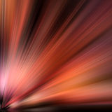 Raggi di indicatore luminoso colorato Immagine Stock Libera da Diritti
