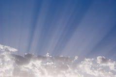 Raggi di sole Immagine Stock Libera da Diritti