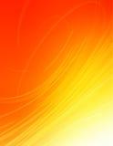 Raggi di turbine illustrazione di stock