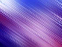 Raggi luminosi blu Fotografie Stock