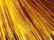 raggi sottili gialli   Immagini Stock Libere da Diritti