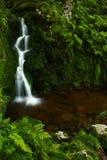 Raggruppamento del flusso in montagne giganti Fotografia Stock Libera da Diritti