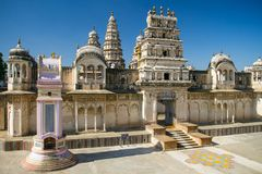 Raghunath temple in Pushkar Stock Photography