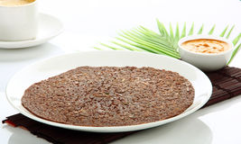 Ragi dosa Stock Photography