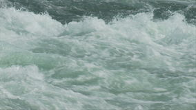 Raging niagara falls waters. Video of raging niagara falls waters stock video footage
