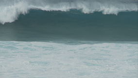 Raging Sea - Big Waves in Slow Motion - Clip 3 of 3