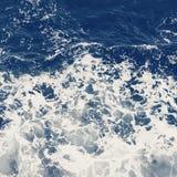 Raging sea Royalty Free Stock Photo