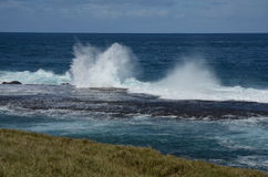 Raging Sea Stock Images